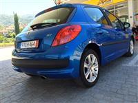Peugeot 207 1.6HDI90ks UNIKAT LEPOTAN PERFEKTNO-07