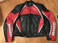 Vanucci full leather jacket
