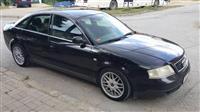 Audi A6 crna boja/ limuzina 2.5 TDI