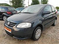 VW Fox 1.4TDI 75ks 4L/100km KLIMA -06
