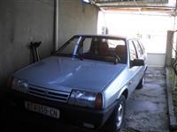 Lada Samara -00 i prikolka 220-110cm