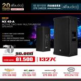 NX 45-A ACTIVE RCF EXTRA OFFER