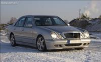 Mercedes E270CDI w210 2001 vo delovi