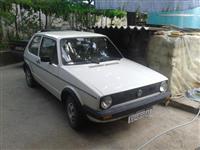 VW Golf 1 1.3 benzin top sostojba -82