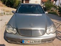 Mercedes c 270 Avtomatik