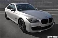 Motor BMW 740d f01