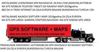 GPS SERVIS NAVIGACIJI GARMIN TOMTOM NAVIGON IGO