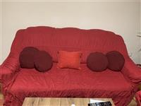 Garnitura trosed i dve fotelji