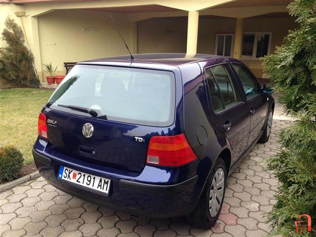 ad vw golf 4 1 9 tdi 110 ks full oprema for sale skopje skopje vehicles. Black Bedroom Furniture Sets. Home Design Ideas