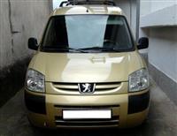 Peugeot Partner 1.4 benzin plin atestiran