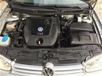 VW Golf 4 1.9 tdi pd 101 kf