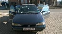 Ford Mondeo registriran so plin klima