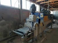 Masina za poliranje plocki granit mermer