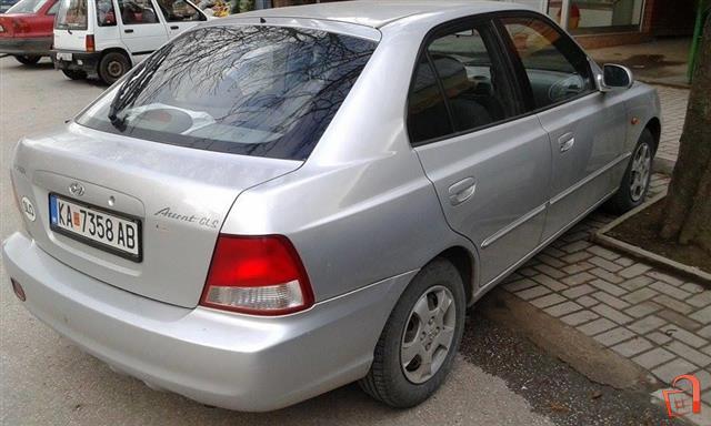 Hyundai Accent 15 Gls Full Oprema 99