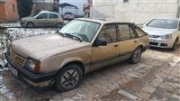 Opel Ascona registrirana