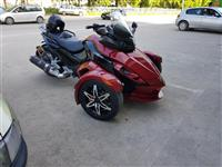 BRP Can-am Spyder 1000cc -10