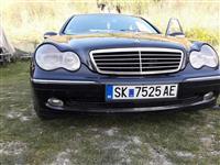 Mercedes C 270 prej Italije
