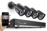 Profesionalni Kameri 4 Digital video Recorder