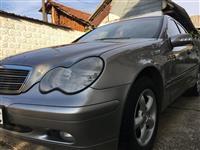 Mercedes-Benz C220 cdi FABRIKA