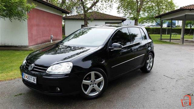 ad vw golf 5 1 9 tdi 105 ks sportline 06 ful for sale skopje skopje vehicles. Black Bedroom Furniture Sets. Home Design Ideas