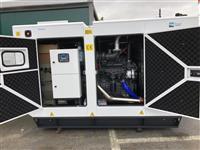 Novi dizel Agregati Generatori od 3.5kw do 1200m2