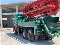 Pumpa za beton Putzmeister 27m Scania R560