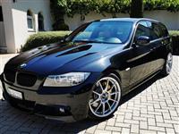 BMW 335i Xdrive 4x4  400ps