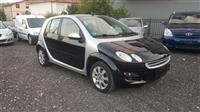 SMART FORFOUR 1.5 DCI PASSION 116.000km so servisn