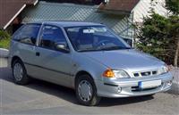 Suzuki Swift 1.3 GLX -01