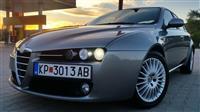 Alfa Romeo 159 JTDm 150ks 6br XENON REGISTRIRAN