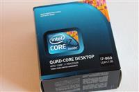 Processor i7 860 2.8 GHz