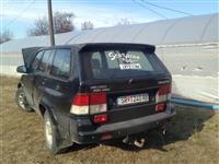 Ssangyong MUSSO 4x4 2300 plin zamena za mala kola