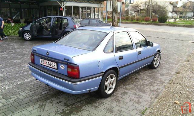 Concessionnaire Opel 93 : opel vectra 93 opel ~ Gottalentnigeria.com Avis de Voitures