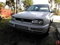 VW Golf 3 1.9 TDI 90HP klima itno