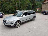 VW Passat 1.8T Benzin/Plin