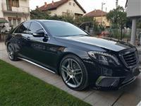Mercedes S 350 cdi amg optik