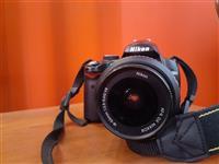 Profesionalen aparat Nikon D5000