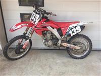 HONDA CRF 250 2009