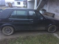 VW Golf2 1.6d Moze zamena so Zastava Fico750/850
