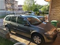 Renault Megane 1.5 dci registrirana do juni 2020