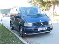 Mercedes V230 -98 ITNO Patnicko kombe