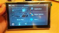Novi GPS uredi navigacija 5 inci 7 inci iGO Primo