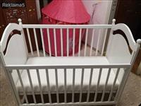 Detsko krevetce 0-5 god visokokvaliteten dusek