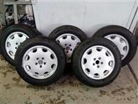 Michelin gumi so bandazi 225/60 R16 98H