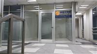 Deloven prostor na Zeleznicka Stanica