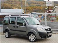 FIAT DOBLO 1.9 M-JET 105KS N-1+4 SEDISTA VIP AUTO