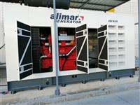 Novi avtomatski agregati i generatori od 40 do 330kva