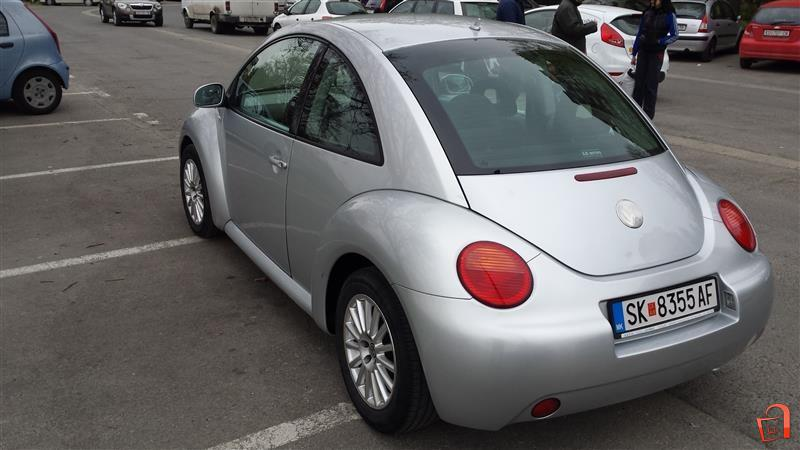 ad vw new beetle buba 1 9 tdi 02 for sale skopje aerodrom vehicles automobiles. Black Bedroom Furniture Sets. Home Design Ideas