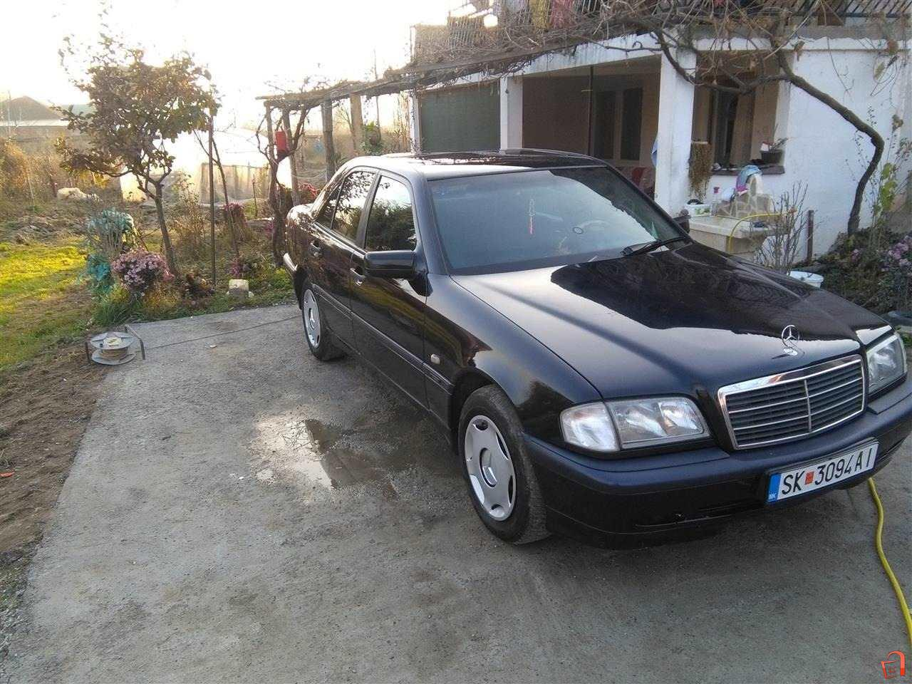 ad mercedes c 200 cdi for sale skopje. Black Bedroom Furniture Sets. Home Design Ideas