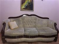 Dvosed trosed i 2 fotelji